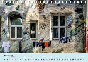 Düsseldorf - Die Kiefernstraße (Tischkalender 2019 DIN A5 quer)