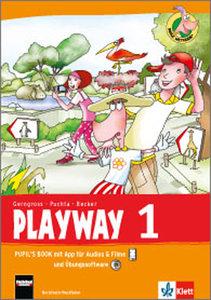 Playway ab Klasse 1. 1. Schuljahr. Pupil's Book mit App für Film