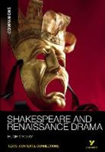 Shakespeare and Renaissance Drama