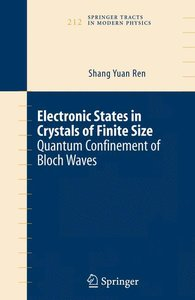 Electronic States in Crystals of Finite Size