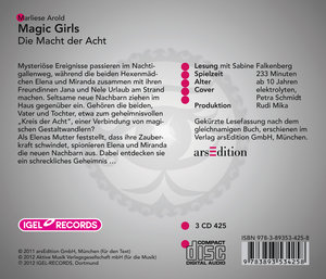 Magic Girls. Die Macht der Acht