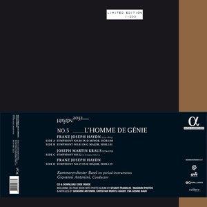 Haydn 2032 Vol.5-L\'Homme de G?nie