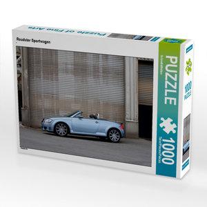 Ein Motiv aus dem Kalender Roadster Sportwagen 1000 Teile Puzzle