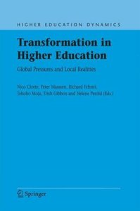 Transformation in Higher Education