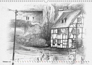 Irgendwo im Bergischen Land (Wandkalender 2019 DIN A3 quer)
