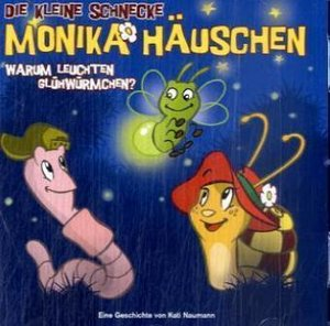 Die kleine Schnecke Monika Häuschen 03. Warum leuchten Glühwürmc