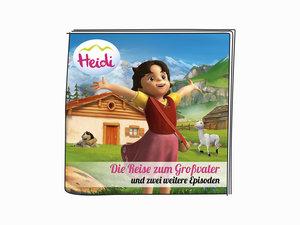 01-0032 Tonie-Heidi - Die Reise zum Großvater