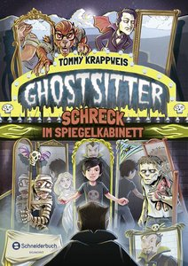 Ghostsitter, Band 04