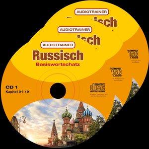 Audiotrainer Basiswortschatz Deutsch-Russisch Niveau A1