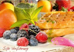 Süße Verführung (Posterbuch DIN A4 quer)