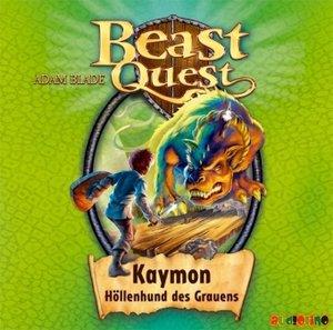 Beast Quest 16. Kaymon, Höllenhund des Grauens