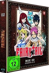 Fairy Tail - TV-Serie - Box 02 (Episoden 25-48)
