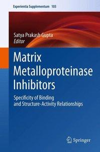 Matrix Metalloproteinase Inhibitors