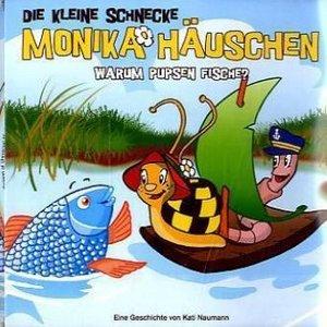 Die kleine Schnecke Monika Häuschen 13: Warum pupsen Fische?
