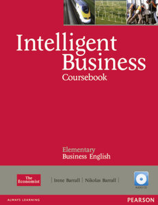 Intelligent Business Elementary Course Book (with Class Audio CD