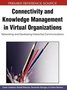 Connectivity and Knowledge Management in Virtual Organizations: