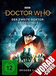 Doctor Who - Der Zweite Doktor: Kriegsspiele