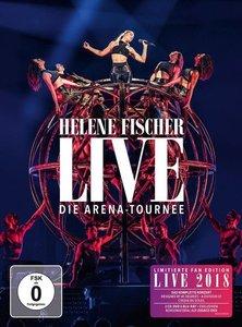 Helene Fischer Live-Die Arena-Tournee Limited Fan Ed