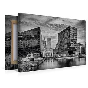 Premium Textil-Leinwand 45 cm x 30 cm quer Liverpool