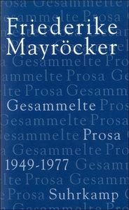 Gesammelte Prosa in fünf Bänden