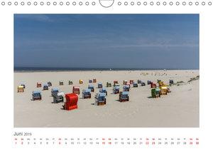 JUIST 2019 - strandsüchtig - (Wandkalender 2019 DIN A4 quer)