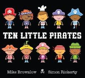 Ten Little Pirates