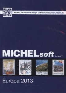 MICHELsoft 10 mit Daten Europa 2012/2013