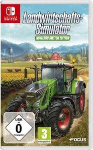 Landwirtschafts-Simulator 17 - Nintendo Switch Edition