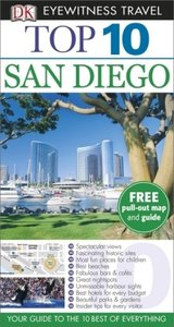 Eyewitness Top 10 Travel Guide: San Diego