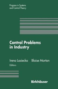 Control Problems in Industry