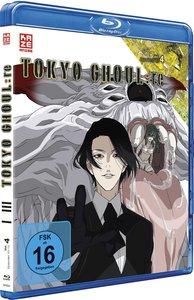 Tokyo Ghoul:re. Staffel.3.4, 1 Blu-ray