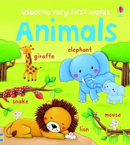 Very First Words: Animals