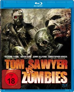Tom Sawyer Vs. Zombies (BD 50)