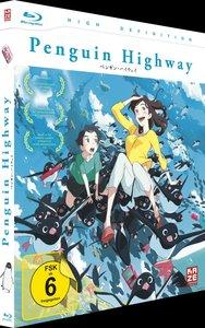 Penguin Highway, 1 Blu-ray