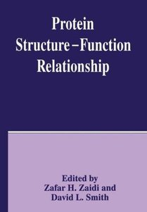 Protein Structure - Function Relationship