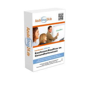AzubiShop24.de Lernkarten ADD-ON Kaufmann/Kauffrau im Gesundheit