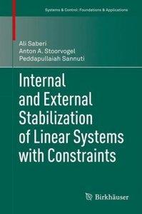 Internal and External Stabilization of Linear Systems with Contr