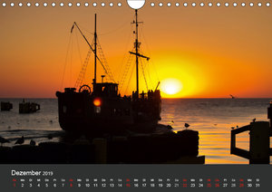 Sonne Strand und Meer in Kolberg (Wandkalender 2019 DIN A4 quer)