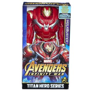 Hasbro E1798EU4 - Avengers, Marvel Titan Hero Power FX Hulk Bust