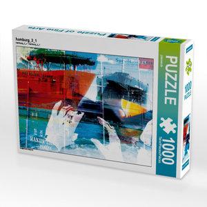 hamburg_3_1 1000 Teile Puzzle quer