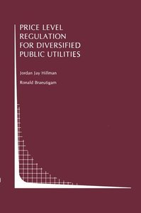 Price Level Regulation for Diversified Public Utilities