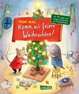 Komm, wir feiern Weihnachten