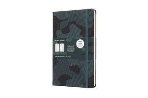 Notizbuch Blend Camouflage Grün