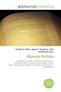 Bizarro fiction