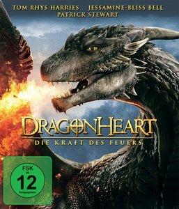 Dragonheart - Die Kraft des Feuers, 1 Blu-ray