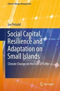 Social Capital, Resilience and Adaptation on Small Islands