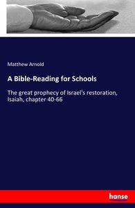 A Bible-Reading for Schools