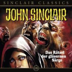 John Sinclair Classics - Folge 08