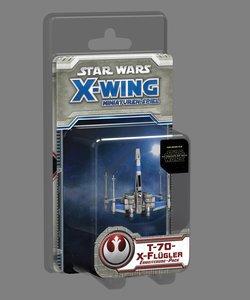 Asmodee FFGD4022 - Star Wars X-Wing: T-70-X-Flügler