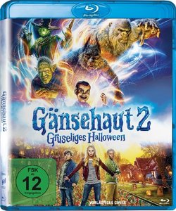 Gänsehaut 2: Gruseliges Halloween, 1 Blu-ray